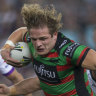 Souths shut down any George Burgess switch