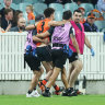 Alert on AFL injuries with 72 players ruled out for more than a month