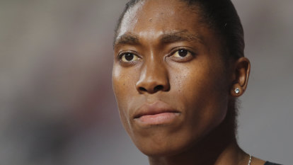 IAAF used me as a guinea pig, says Semenya