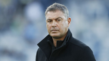 Mark Rudan allegedly bullied Western United's former team manager.