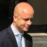 Former WA premier's son Sam Barnett found guilty of VRO breach