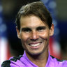 Rafael Nadal is the reigning US Open champion.