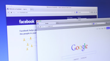 Google and Facebook's lobbying efforts may have paid off.