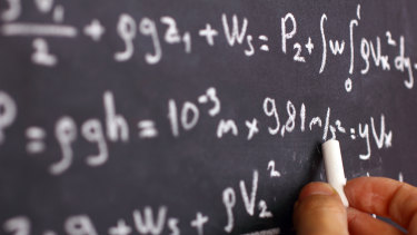 A closer look at the numbers may suggest an unhappier equation for STEM students.