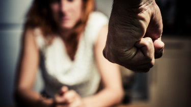 Domestic violence victims are at risk of homelessness.