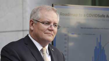 Prime Minister Scott Morrison has warned Australians to expect COVID-19 outbreaks.