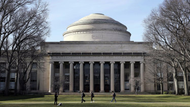 Moral rot: The prestigious Massachusetts Institute of Technology has become embroiled in the Epstein scandal.