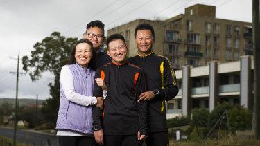 Jangchu Pelden, Tenzin Jungney, Kinley Wangchuk and Tshering can now remain in Australia.