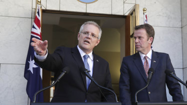 Prime Minister Scott Morrison has threatened to pull levers to get population under control.