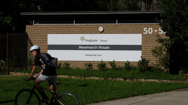 Eleven residents from the Newmarch House have now died after testing positive for coronavirus.