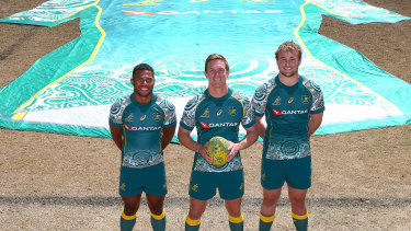 Next Saturday will mark the fourth time the Wallabies have worn the special jersey since 2017.