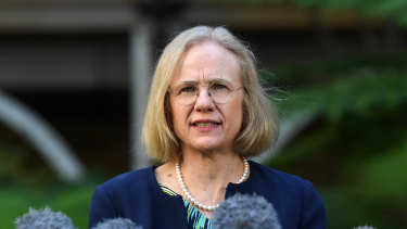 Queensland's Chief Health Officer Jeannette Young says she does not underestimate the chance of a spike in cases.