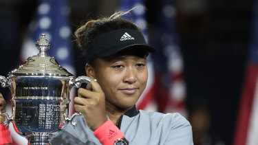 The sports-business world has been abuzz with speculation that Adidas would pay a record sum to renew a clothing endorsement with Osaka.