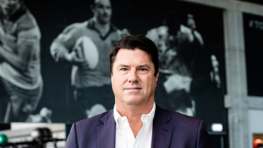 Hamish McLennan believes RA's relationship with NZR is at its lowest ebb.