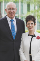 Linda Hurley, the Governor-General's wife, is the patron of the National Archives' new membership program.