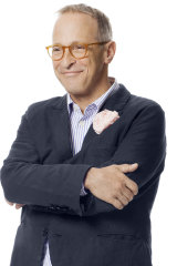 American humorist David Sedaris: Like a more risque Bill Bryson or a less neurotic Woody Allen.