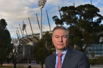 Sydney Swans chairman Andrew Pridham warns the game is in danger of heading in the wrong direction.