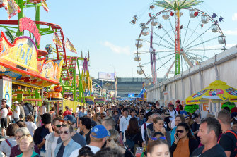 The Royal Queensland Show, commonly called the Ekka, was cancelled for a second year running in 2021.