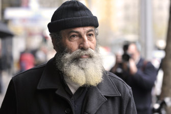 Macchour Chaouk was gunned down in 2010.
