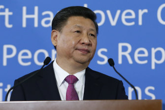 China's Xi Jinping might be the leader with the biggest headache following the US withdrawal from Afghanistan.