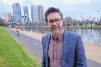 City of Melbourne councillor Nicholas Reece has welcomed the Yarra River planning overhaul.
