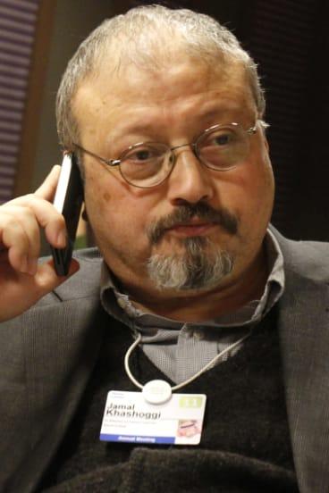 Missing: Saudi journalist Jamal Khashoggi.