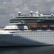 Cruise company bans passenger for life after she poses for a photo