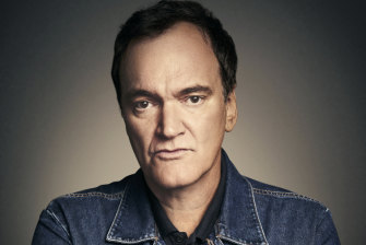 Quentin Tarantino: nine films down, one to go.