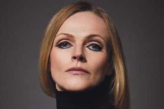 Maxine Peake stars in The Nico Project at this year's Melbourne Festival.