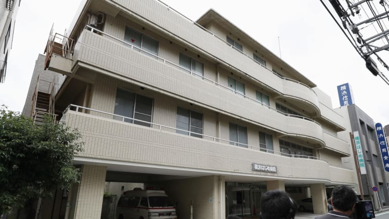 Kuboki was arrested on suspicion of poisoning to death at least two elderly patients at a terminal care hospital.