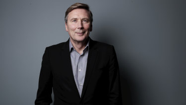 David Thodey is leading the independent review of the federal public service.