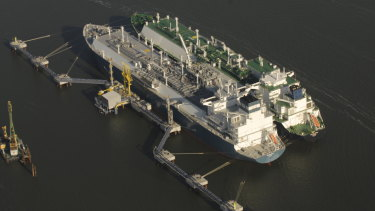 Macquarie Bank says despite import terminals bringing in more gas, major users may still lose out.