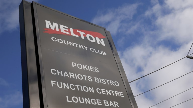 Essendon collected more than $11 million from its two pokies venues in 2016-17.