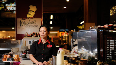 Former Michel's Patisserie franchisee Devi Trimuryani is leading a class action against RFG.