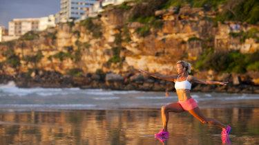 Nikki Fogden-Moore styles herself as a global high performance expert.