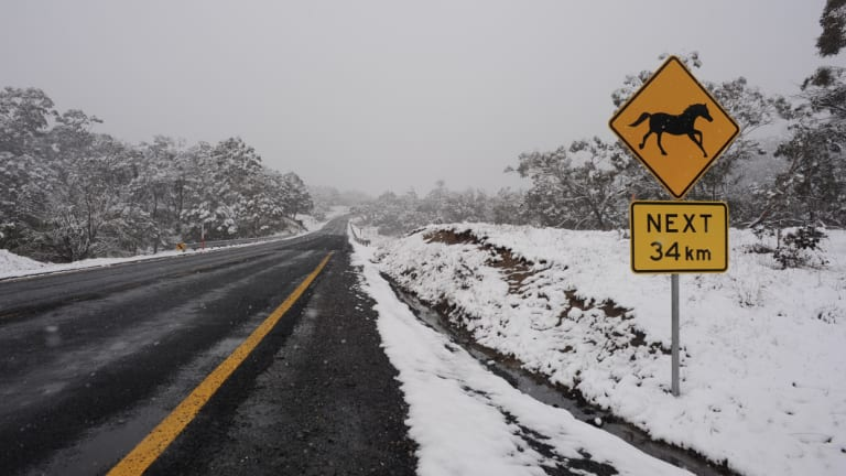 "It has been an ""excellent season"" for skiers in the Snowy Mountains."