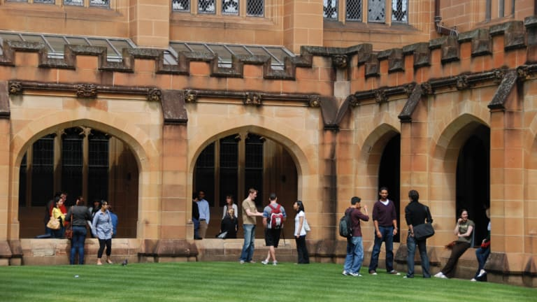 University of Sydney staff are divided over the Ramsay Centre.