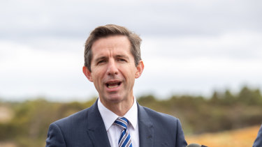 Federal Minister for Trade, Tourism and Investment Simon Birmingham is expected to sign the deal on Monday after months of anticipation.