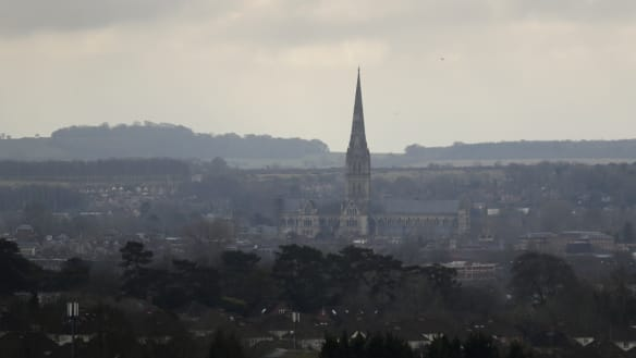 Two people taken ill, triggering major response in jittery Salisbury