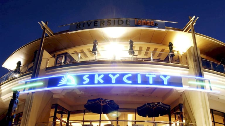 SkyCity Entertainment told the market wealthy Asian high-rollers were returning.