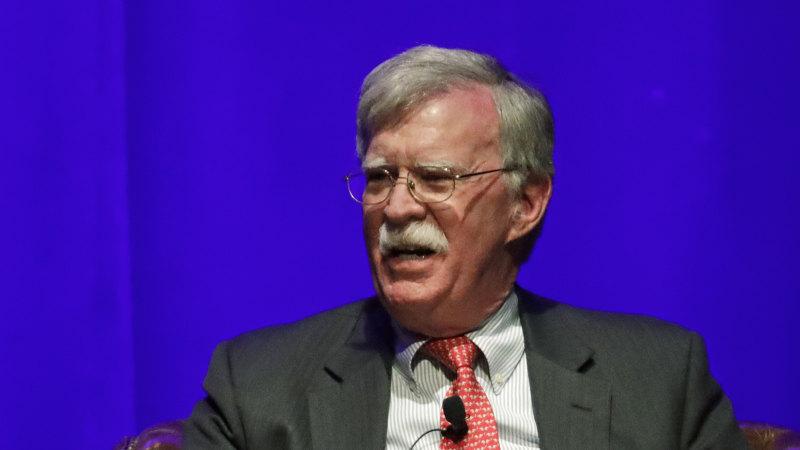 Bolton can publish book on Trump despite efforts to block it: judge