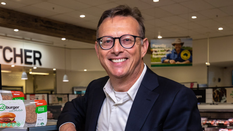 Image of article 'Rich Lister's plant-based 'meat' heads to Woolworths'