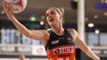 After debuting with the Giants in 2018, Kiera Austin is making her first ever club move.