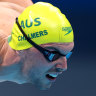 Sprint stars safely through as Chalmers plays the game in heats