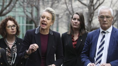 Liberal Party scuppers Nationals shake up to Murray Darling water plan