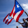 Puerto Ricans stage massive rallies, demand governor's resignation