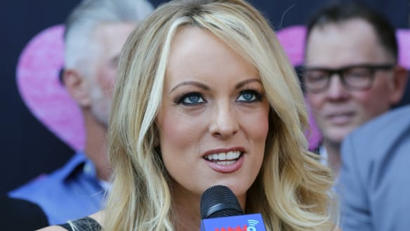 Michael Cohen offers to rip up hush-money deal with Stormy Daniels