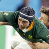 Kolbe returns for Springboks, England unchanged for World Cup finale