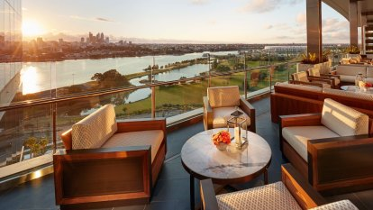 Perth's Crown Towers above the rest of Australia's hotels