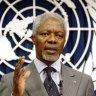 'Rock star diplomat' former UN chief Kofi Annan dies at age 80